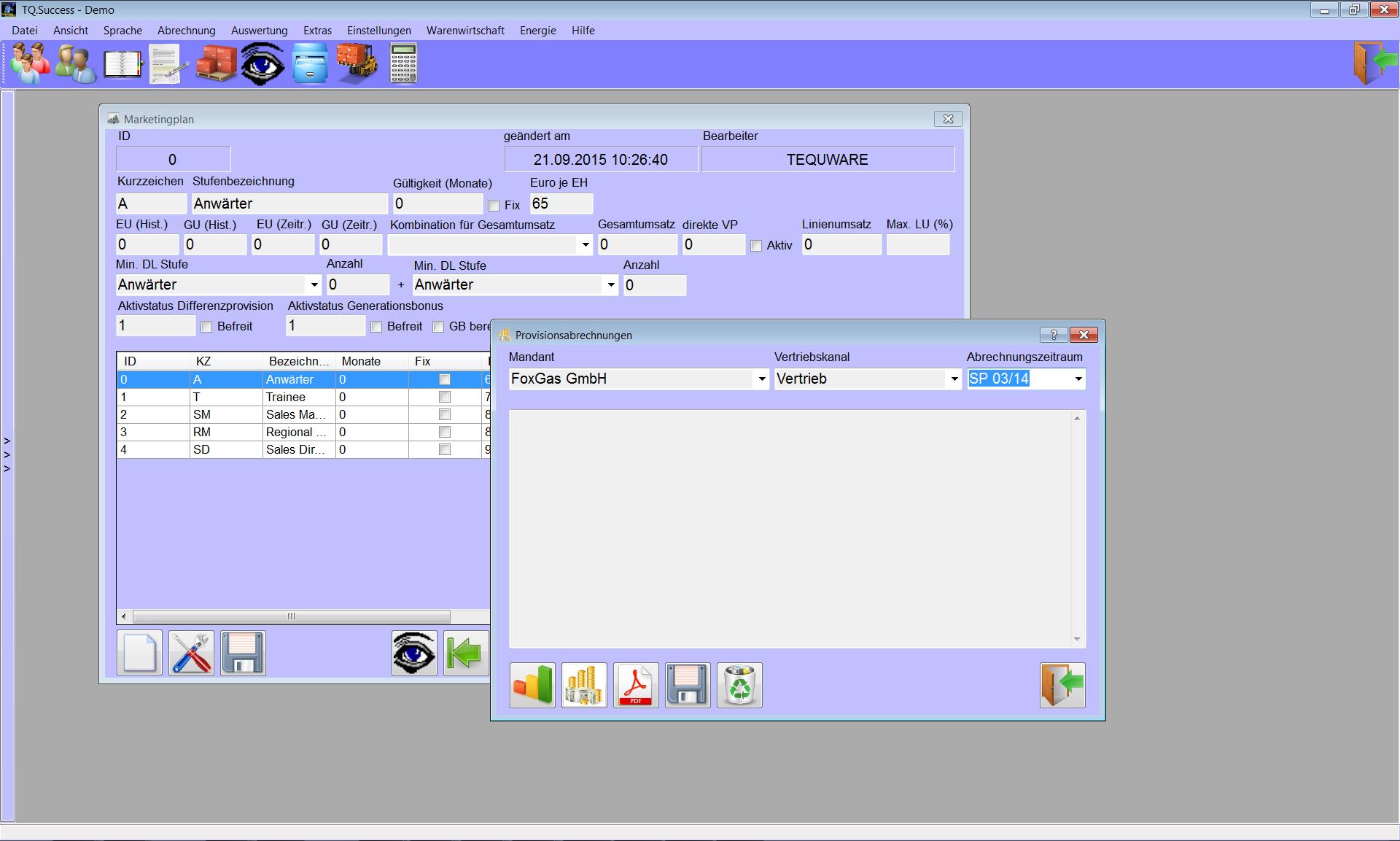 abrechnungssoftware
